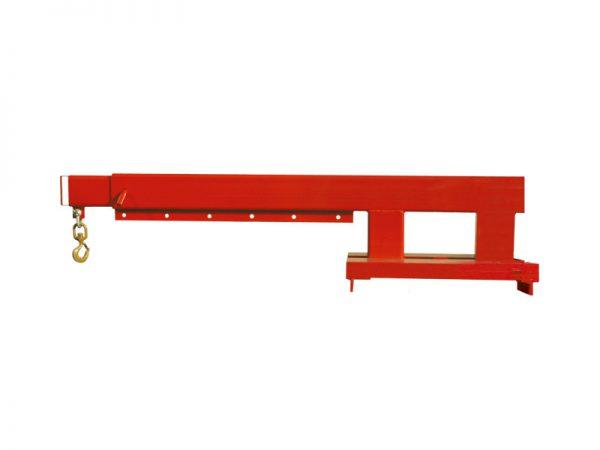 IHKA-3650 Uitschuifbare kraanarm