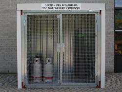 GOSK gasflessenopslag